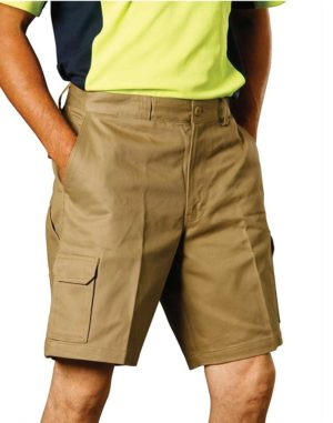 WP06_cotton-drill-shorts | Hat Factory