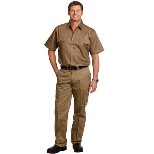 WP07 Regular & WP-8 Stout Trousers | Hat Factory