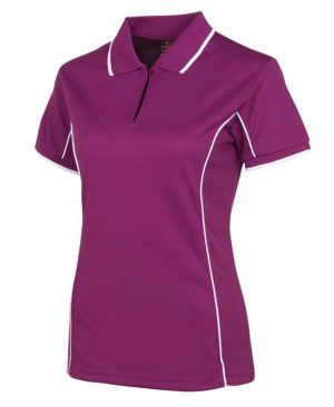 7LPI ladies piping shirt