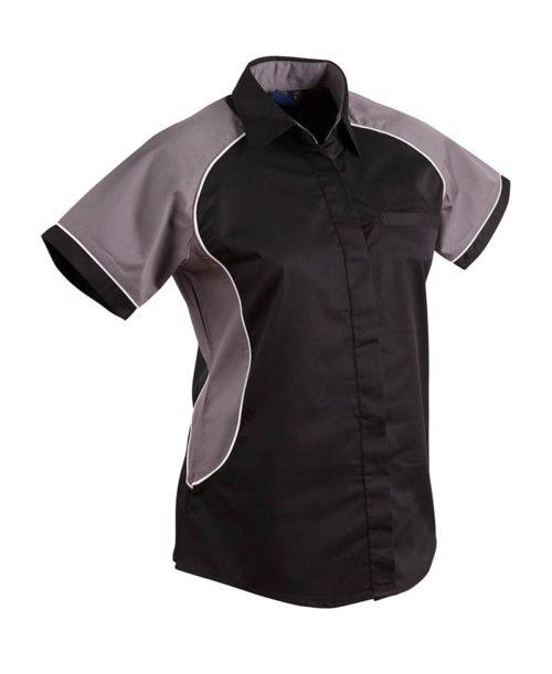 Ladies Poly Cotton T-Shirt