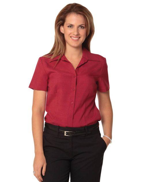 M8600S Ladie's short sleeve shirt