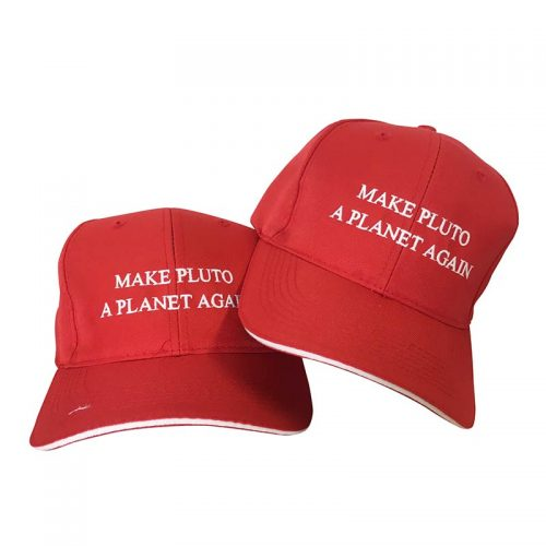 Make Pluto A Planet Again | Cap from The Hat Factory